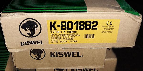 Que hàn K-8018B2