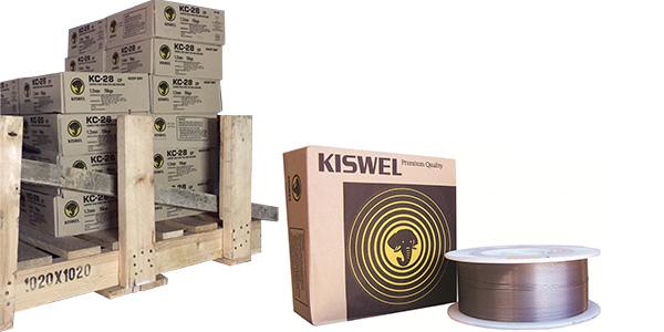 Dây hàn Kiswel kc-28cf