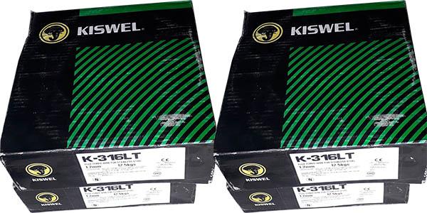 Dây hàn K-316LT Lõi thuốc Kiswel