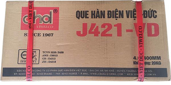 Que hàn điện Việt Đức J421-VD