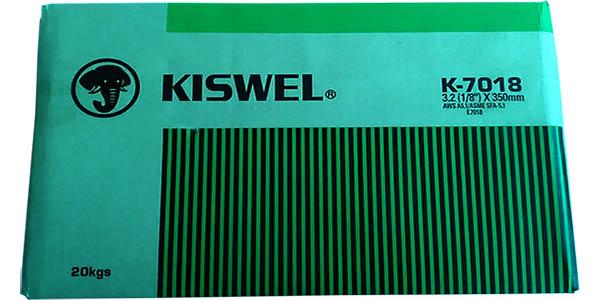 Que hàn chịu lực K-7018 Kiswel