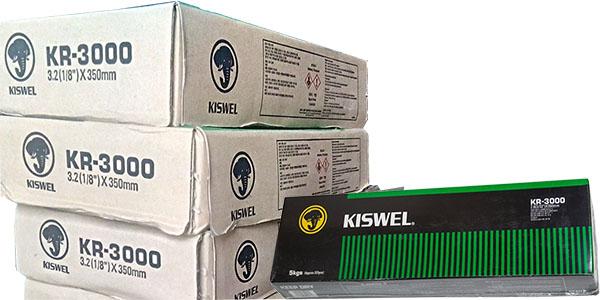 Que hàn E6013 KR-3000 Kiswel