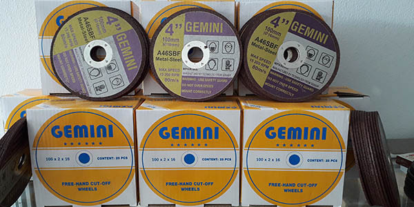 Đá cắt đức Gemini