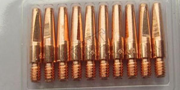 Bép hàn M6x45 Dùng cho súng hàn Mig Pana, Binzel