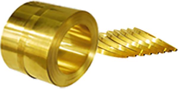 Đồng vàng lá cuộn