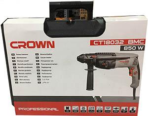 máy khoan Crown 3 tác dụng CT18032 BMC 850w