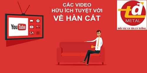 Video Phân phối Que hàn nhôm