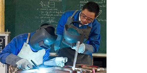 Một số nghề nghiệp trong ngành công nghệ hàn