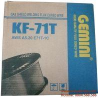 Dây hàn lõi thuốc KF-71T Gemini