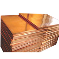 Copper thick plate