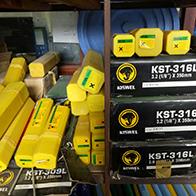 Que hàn KST-316L Kiswel