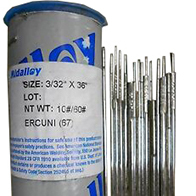 Que hàn Monel Filler Metal 67