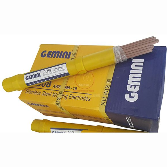 Que hàn Inox G-308 Gemini