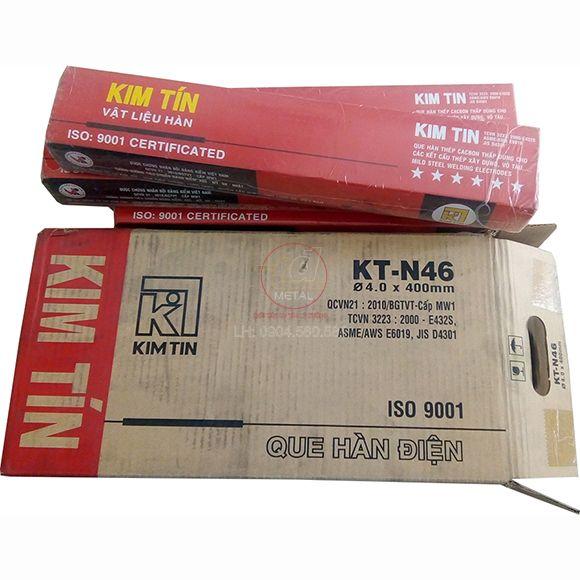 Que hàn Kim Tín KT-N46