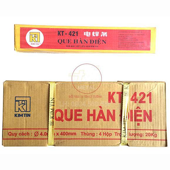 Que hàn Kim Tín KT-421