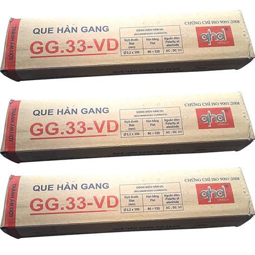 Que hàn gang GG.33-VD