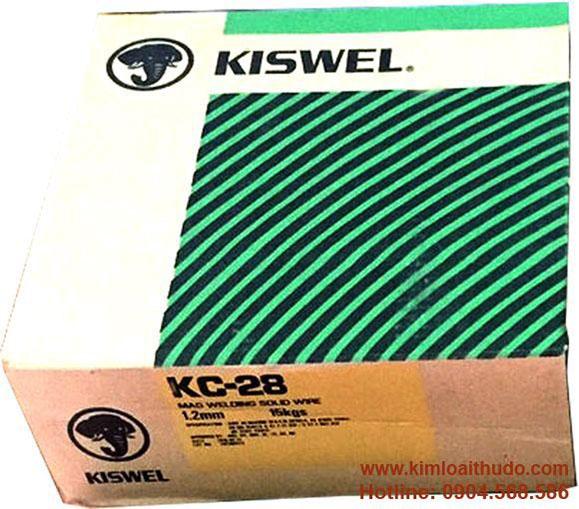 Dây hàn KC-28 Kiswel